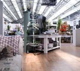 Zahradnictví Líbeznice - interiér