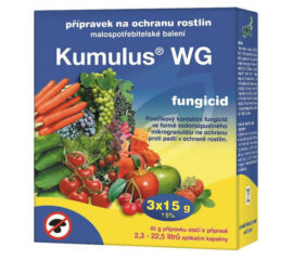 Přípravek na ochranu rostlin Kumulus WG