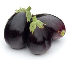 Roubovaná zelenina - lilek