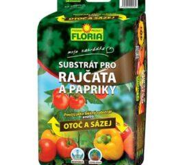 Substrát na rajčata
