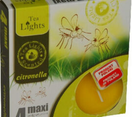 svíčka čajová Citronela