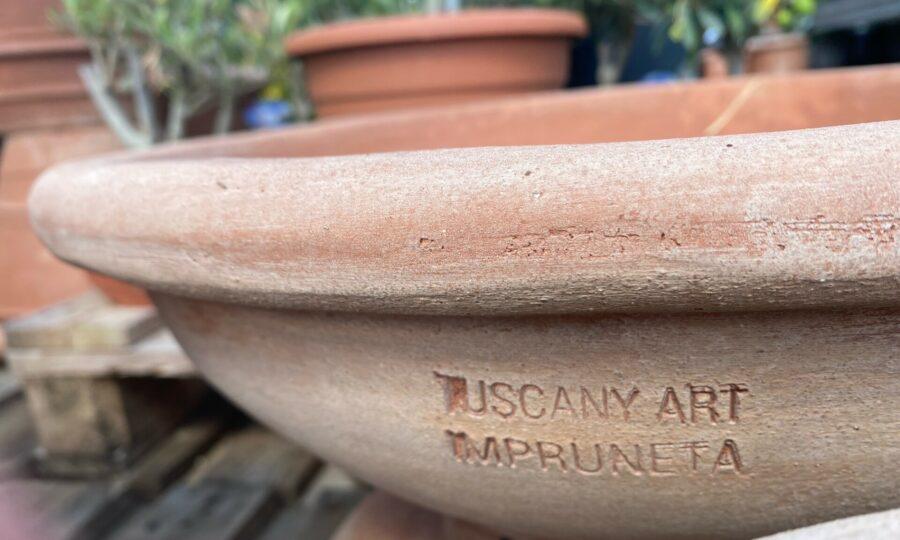 Tradiční toskánská keramika z Impruneta – exkluzivně u nás!
